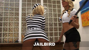 Hannah Prentice  and Cara Brett Jailbird Video