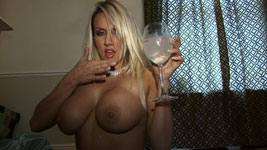 Dannii Harwood Topless and Nude Ice Hi-Def 720p Video