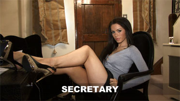 Gemma Massey Secretary Video