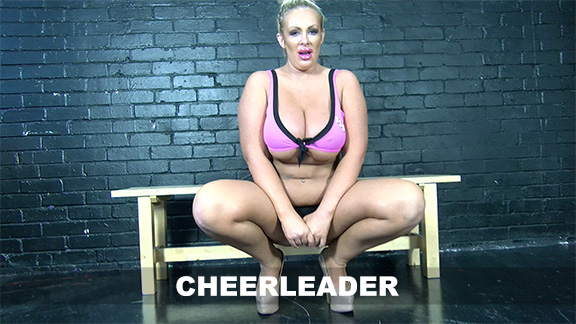 Levi Cheerleader Video