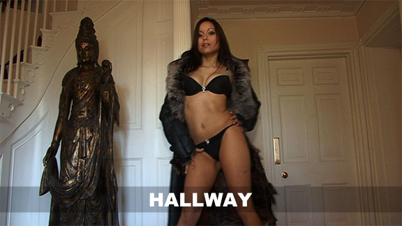 Petra So Hallway Video