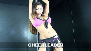 Ruby Summers Cheerleader Video
