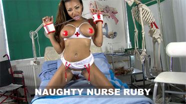 Ruby Summers Naughty Nurse Ruby Video